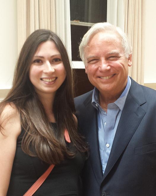 With Jack Canfield In Santa Monica